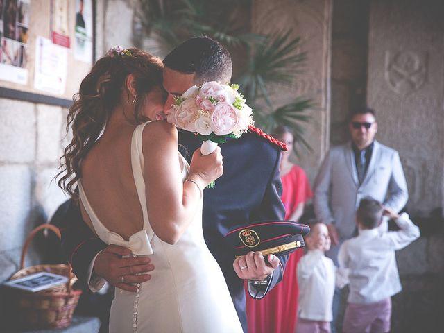 La boda de Cristian y Veronica en Torrelodones, Madrid 64