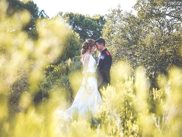 La boda de Cristian y Veronica en Torrelodones, Madrid 68