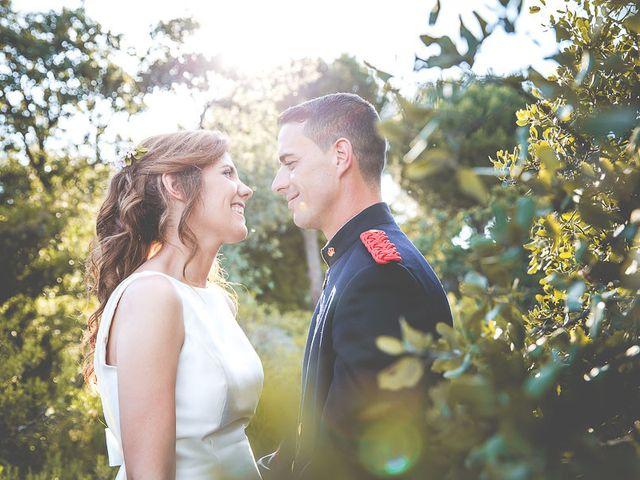 La boda de Cristian y Veronica en Torrelodones, Madrid 73