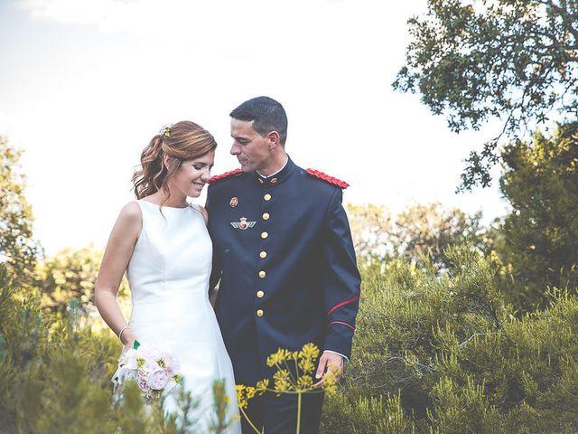 La boda de Cristian y Veronica en Torrelodones, Madrid 76