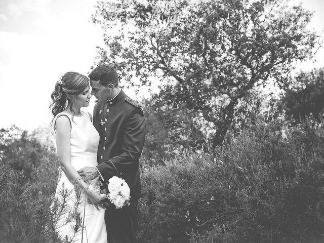 La boda de Cristian y Veronica en Torrelodones, Madrid 77