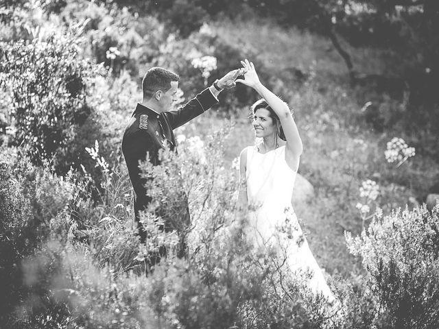 La boda de Cristian y Veronica en Torrelodones, Madrid 86