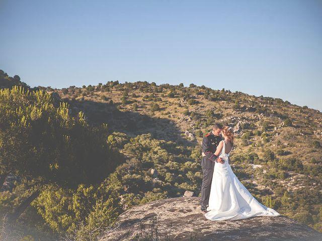 La boda de Cristian y Veronica en Torrelodones, Madrid 91
