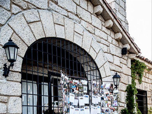 La boda de Cristian y Veronica en Torrelodones, Madrid 93