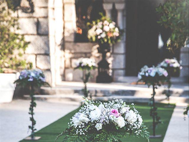 La boda de Cristian y Veronica en Torrelodones, Madrid 97