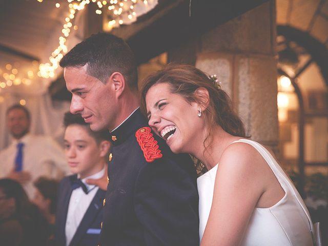 La boda de Cristian y Veronica en Torrelodones, Madrid 114