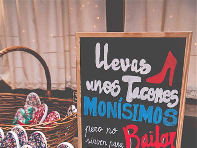La boda de Cristian y Veronica en Torrelodones, Madrid 119
