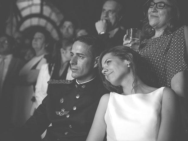 La boda de Cristian y Veronica en Torrelodones, Madrid 120
