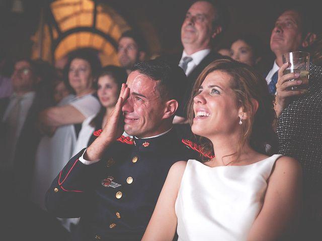 La boda de Cristian y Veronica en Torrelodones, Madrid 121