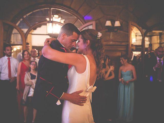La boda de Cristian y Veronica en Torrelodones, Madrid 123
