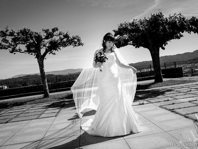La boda de Agustín y Raquel en Ponteareas, Pontevedra 12
