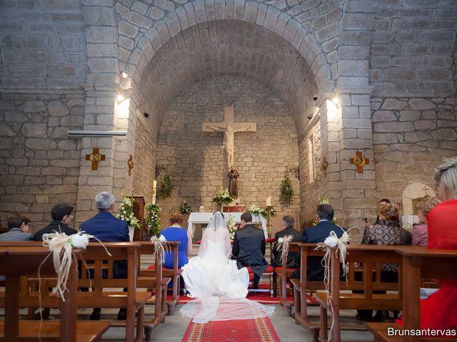 La boda de Agustín y Raquel en Ponteareas, Pontevedra 13