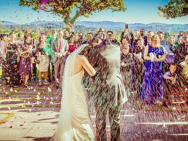 La boda de Agustín y Raquel en Ponteareas, Pontevedra 17