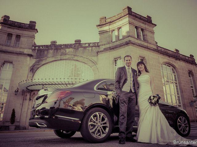 La boda de Agustín y Raquel en Ponteareas, Pontevedra 2