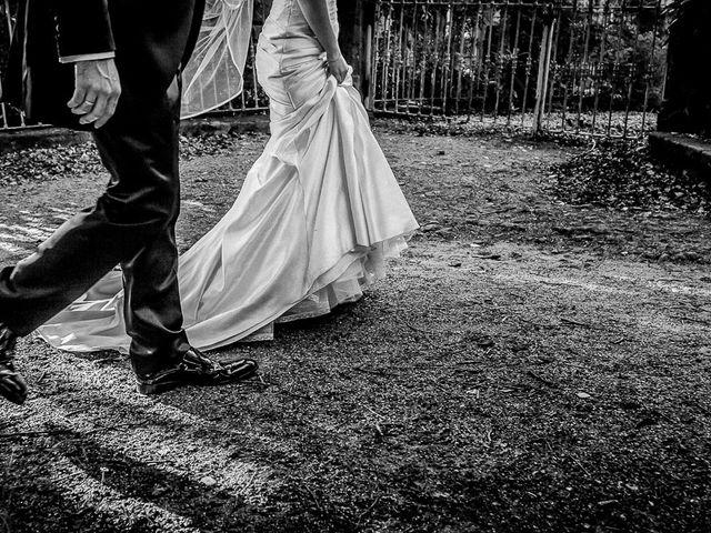 La boda de Agustín y Raquel en Ponteareas, Pontevedra 19