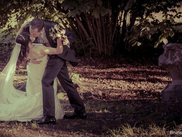 La boda de Agustín y Raquel en Ponteareas, Pontevedra 21