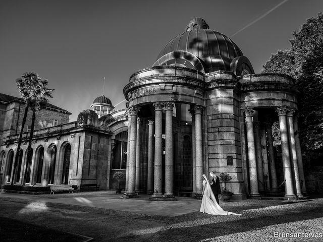 La boda de Agustín y Raquel en Ponteareas, Pontevedra 22