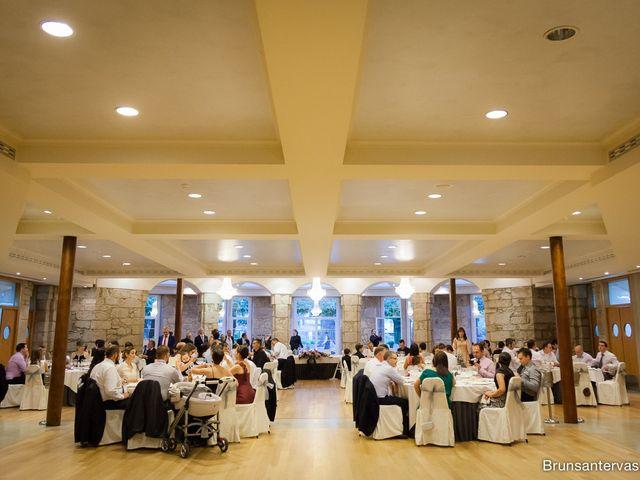 La boda de Agustín y Raquel en Ponteareas, Pontevedra 24