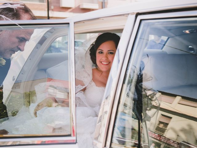 La boda de Rafa y Celia en Murcia, Murcia 9