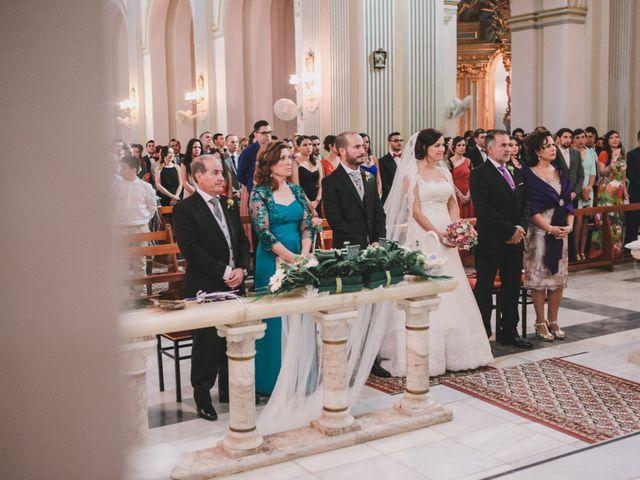 La boda de Rafa y Celia en Murcia, Murcia 10