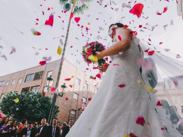 La boda de Rafa y Celia en Murcia, Murcia 12
