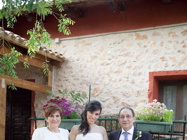 La boda de Manuel y Alicia en Saelices, Cuenca 10