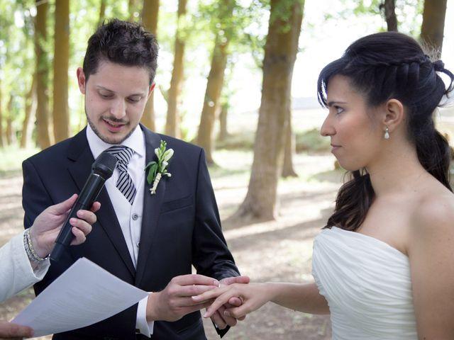 La boda de Manuel y Alicia en Saelices, Cuenca 15