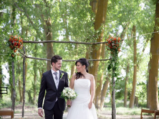 La boda de Manuel y Alicia en Saelices, Cuenca 16