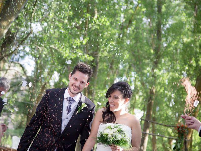 La boda de Manuel y Alicia en Saelices, Cuenca 17