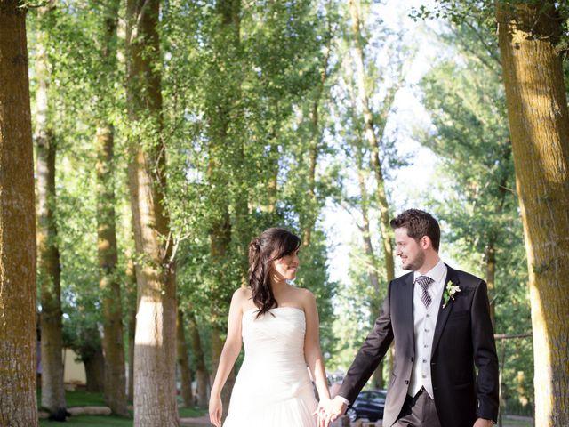 La boda de Manuel y Alicia en Saelices, Cuenca 18