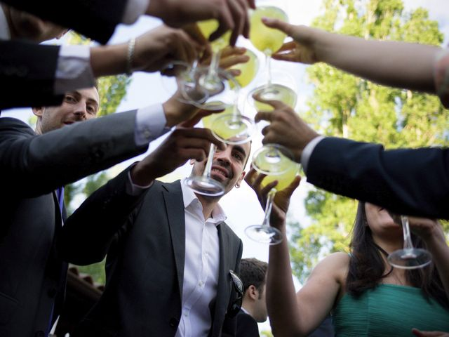 La boda de Manuel y Alicia en Saelices, Cuenca 20