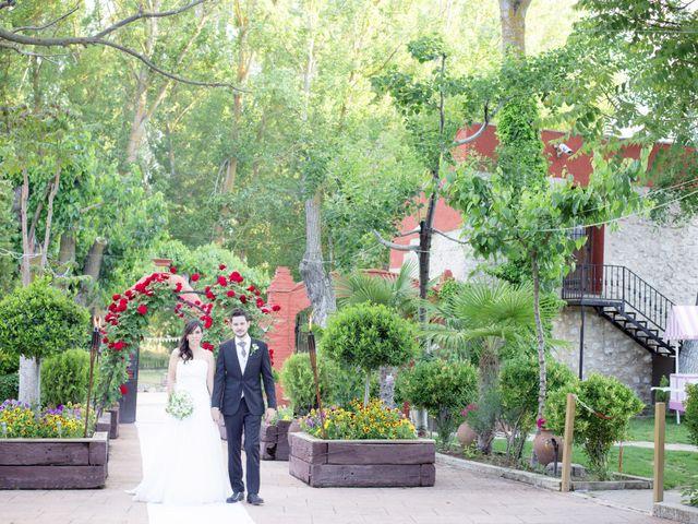 La boda de Manuel y Alicia en Saelices, Cuenca 21