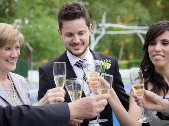 La boda de Manuel y Alicia en Saelices, Cuenca 22