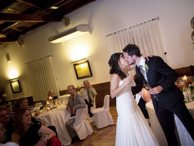 La boda de Manuel y Alicia en Saelices, Cuenca 23