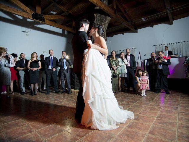 La boda de Manuel y Alicia en Saelices, Cuenca 24