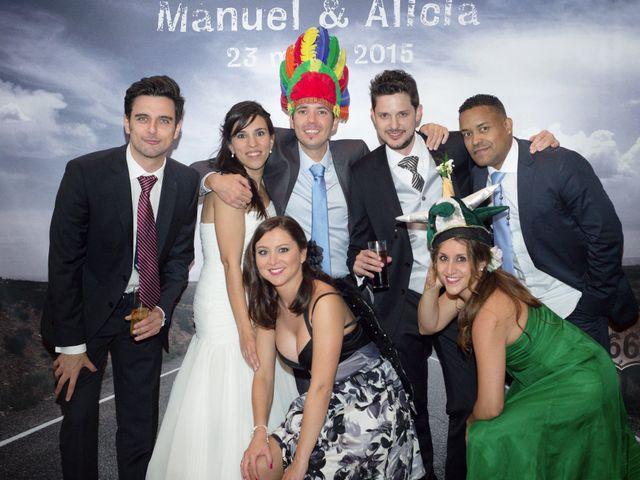 La boda de Manuel y Alicia en Saelices, Cuenca 1