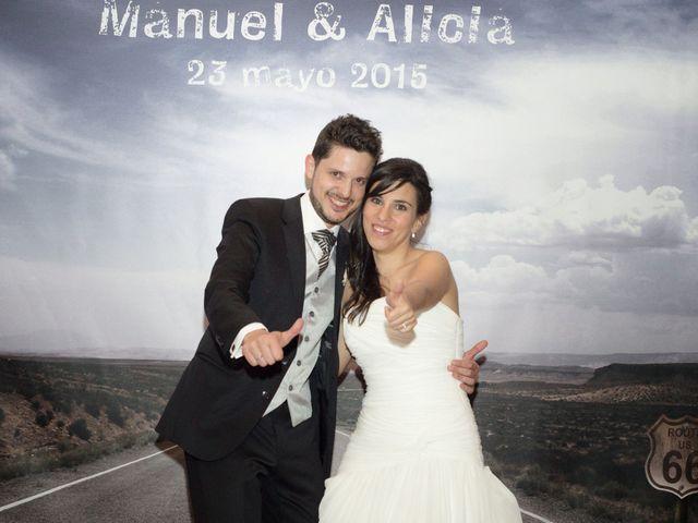 La boda de Manuel y Alicia en Saelices, Cuenca 26