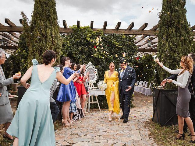 La boda de Luis y Azuzena en Cáceres, Cáceres 91
