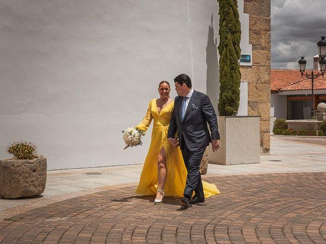 La boda de Luis y Azuzena en Cáceres, Cáceres 100