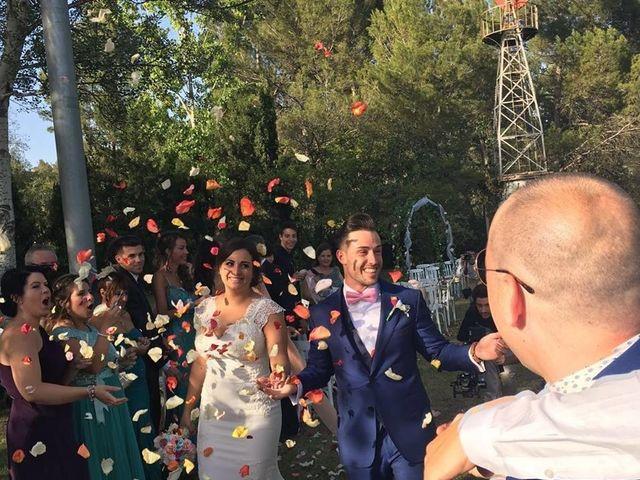 La boda de Cristian y Davinia en Igualada, Barcelona 3