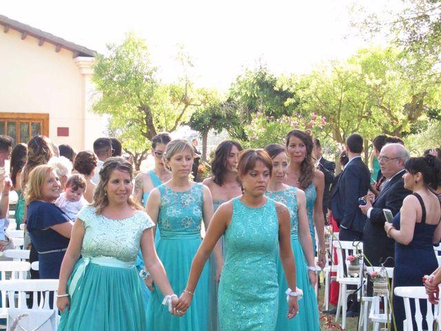 La boda de Cristian y Davinia en Igualada, Barcelona 7