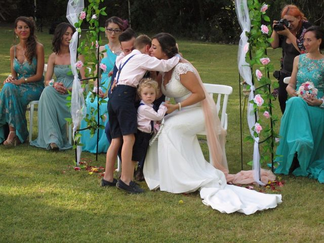 La boda de Cristian y Davinia en Igualada, Barcelona 8