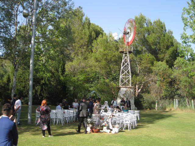 La boda de Cristian y Davinia en Igualada, Barcelona 11