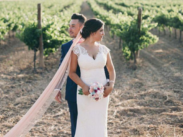 La boda de Cristian y Davinia en Igualada, Barcelona 1