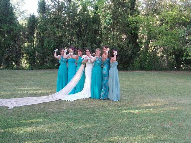 La boda de Cristian y Davinia en Igualada, Barcelona 2