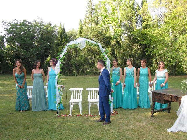 La boda de Cristian y Davinia en Igualada, Barcelona 23