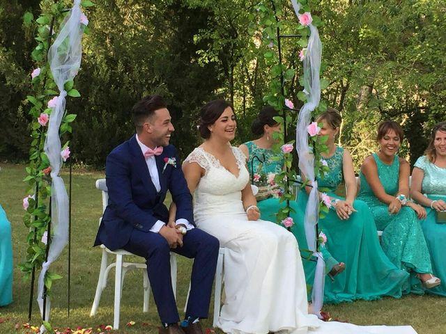 La boda de Cristian y Davinia en Igualada, Barcelona 32