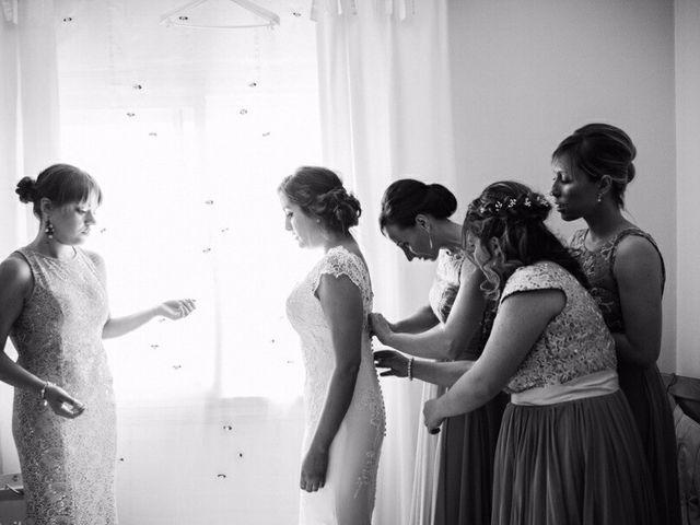 La boda de Cristian y Davinia en Igualada, Barcelona 36