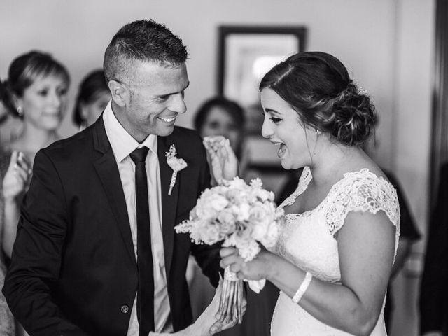 La boda de Cristian y Davinia en Igualada, Barcelona 37