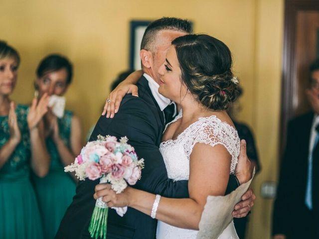 La boda de Cristian y Davinia en Igualada, Barcelona 40